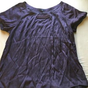 Purple Gap Blouse